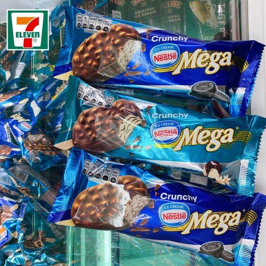 7-Eleven: 雀巢MEGA $18/3件 至12月20日