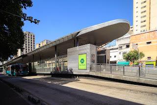 ESTAÇÃO BRT CENTRAL