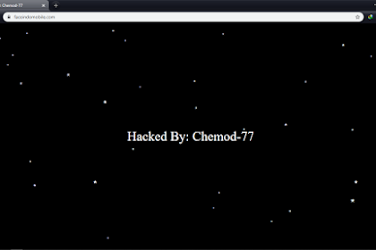 Hacker Retas Situs Karya Anak Bangsa Faceindo Mobile