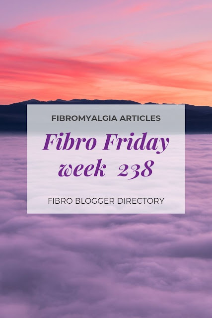 Fibromyalgia articles from people who live with it with Fibro Friday