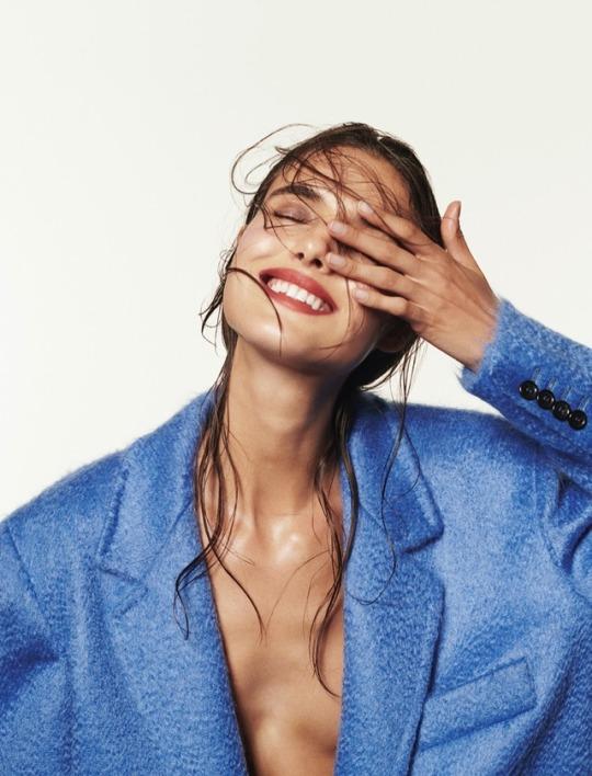 Blanca Padilla by Philip Gay for Fashion and Arts Magazine 2019