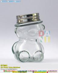 Jar Panda Tutup Stainless