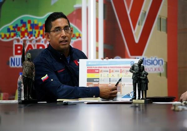 Conozca el Plan de la GMVV para la Prosperidad Económica