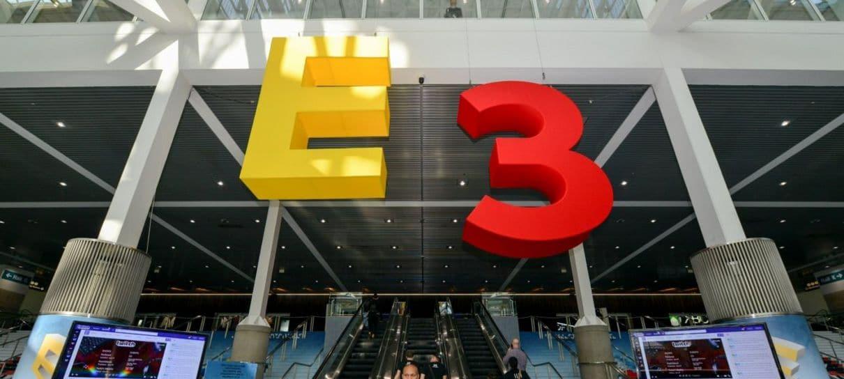 E3 2021 ganhou data para acontecer e afirmação que será reformulado