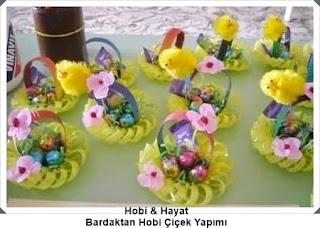 Hobi Çiçek Modelleri