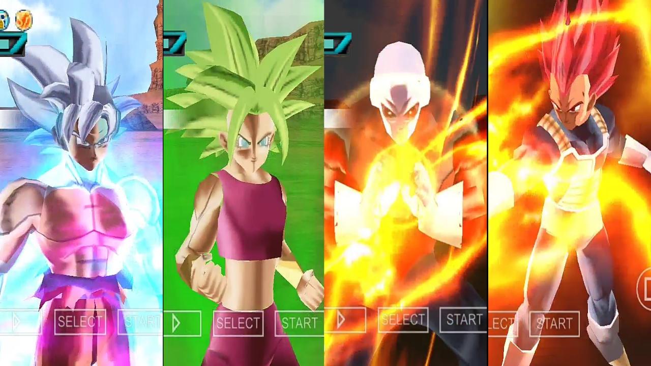 Goku, Kefla and Jiren New Dragon Ball Xenoverse 2 DLC