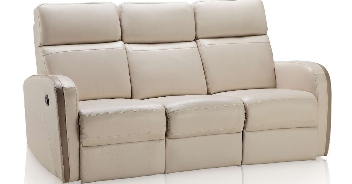 The Best Reclining Leather Sofa Reviews White Leather
