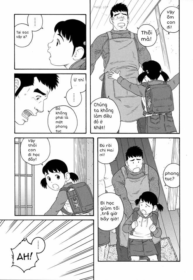 Trang 11 - Người chồng của em tôi-Chap 10 Vol.2 (- Gengoroh Tagame) - Truyện tranh Gay - Server HostedOnGoogleServerStaging