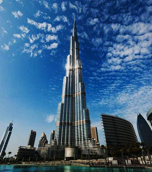 Burj-Khalifa-in-Dubai-UAE