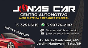 JONAS CAR CENTRO AUTOMOTIVO