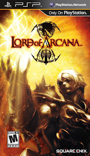 Lord of Arcana PPSSPP ISO CSO Highly Compressed