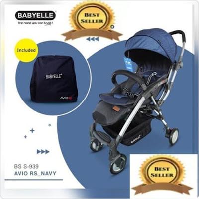 Mencari Sewa stroller bayi yang bagus di Jakarta