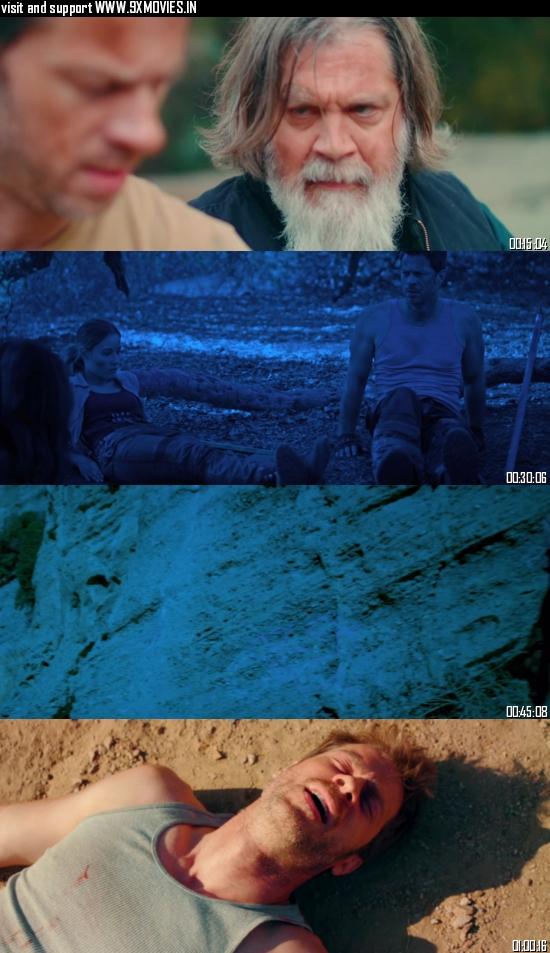 Jurassic Galaxy 2018 Dual Audio Hindi 480p BluRay 250mb