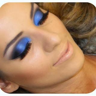 Fotos de maquiagens para usar no réveillon 2014