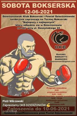 boks,sobotaBokserska,sport,ZielonaGóra,SzymonBudzyński,BogumiłPołoński,PZB,OZB,DolnyŚląsk