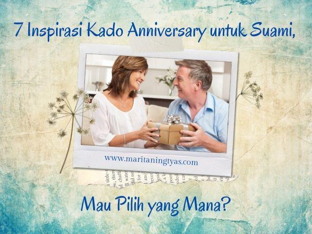 kado anniversary untuk suami