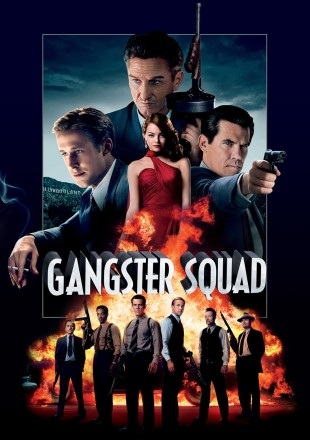 Gangster Squad 2013 BRRip 720p Dual Audio