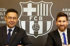 Bartomeu, estaría dispuesto a dimitir a cambio de que Leo Messi reconsidere su decisión de irse del club