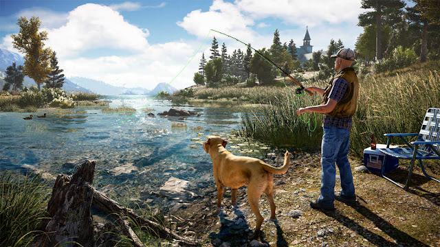 Ini Dia! ScreenShot Resmi Far Cry 5, yang WAJIB kalian ketahui 45