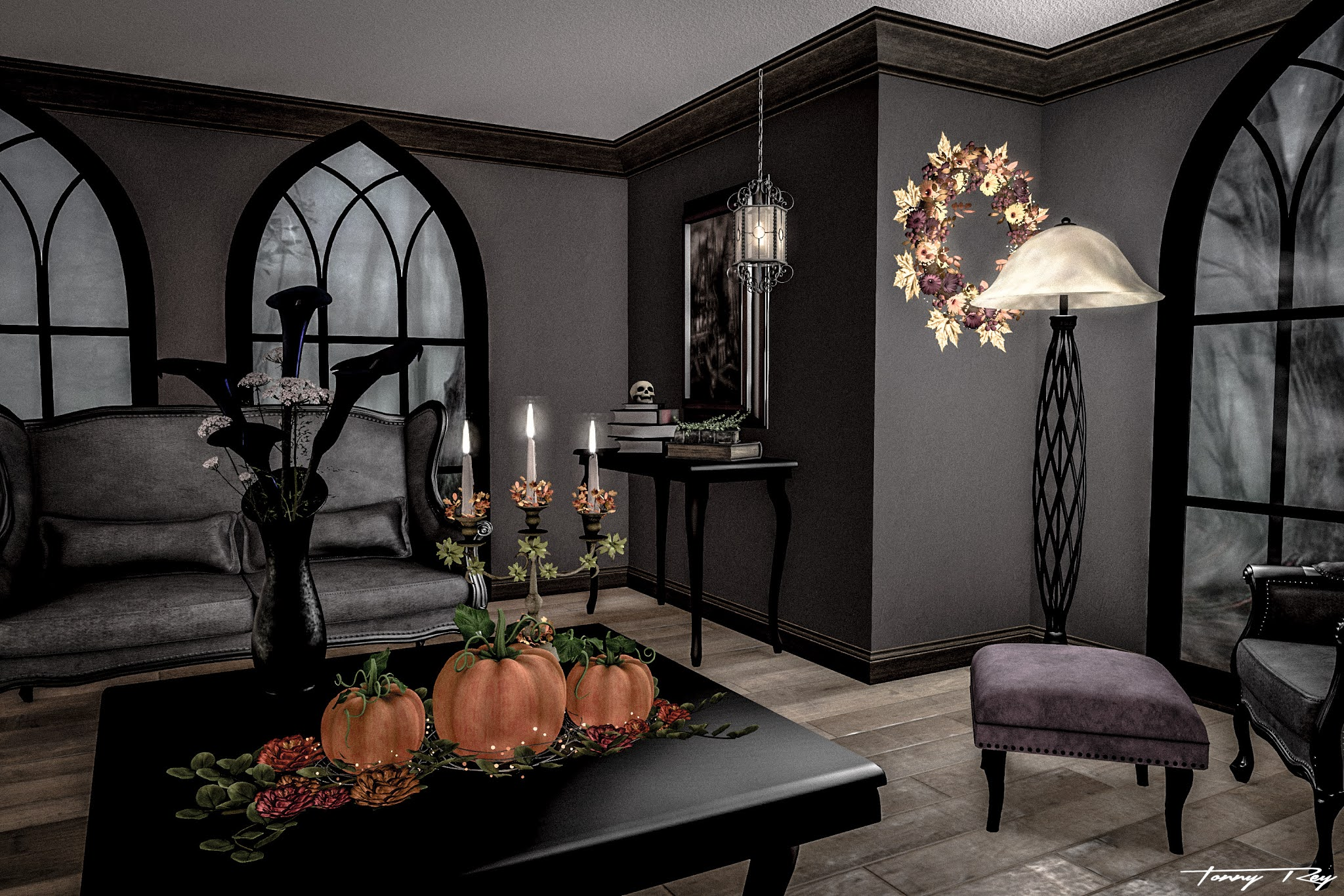Swank Event – October Goth…