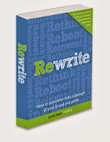 Image of the cover of 'Rewrite - How to overcome daily sabotage of your brand and profit'