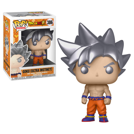 Dragon Ball Super Goku Pop