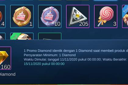 Kegunaan Diamond Kuning Mobile legends  ternyata ini !!