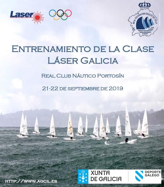 ENTRENAMIENTO DE CLASE LASER