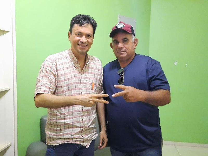 Dr. Jorge é o maior cabo eleitoral de Graciane Miranda