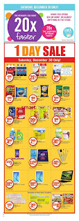 Shoppers Drug Mart Weekly Flyer Circulaire December 28, 2017 – January 4, 2018