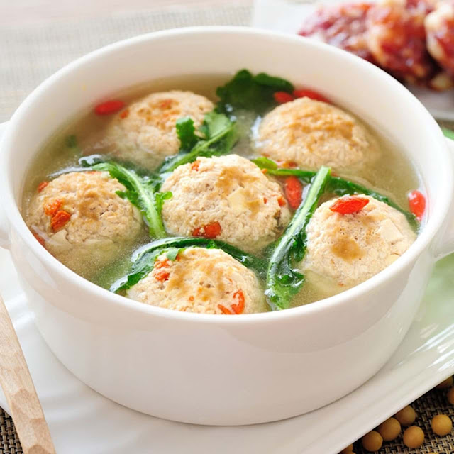 Resep Sup Miso Bola Tahu