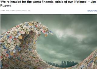 짐로저스 : 다가오는 생애 최악의 금융위기- Jim Rogers