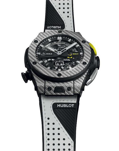 Meilleur Réplique Montre Hublot Big Bang Unico Golf Carbon Fiber De Luxe