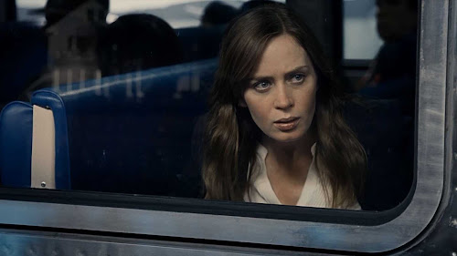 Girl on the Train - 20 Clever Movies that'll keep your mind running for Days