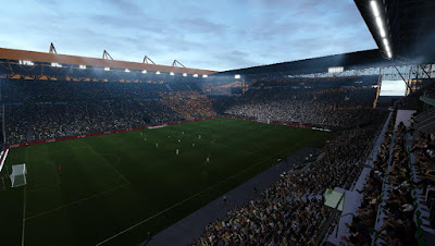 PES 2020 Stadium Stade Geoffroy-Guichard