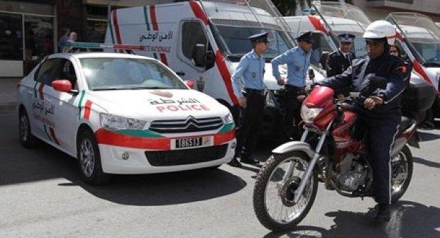حملات أمنية واسعة بأولاد تايمة، تسفر عن إعتقال العشرات من الجانحين.