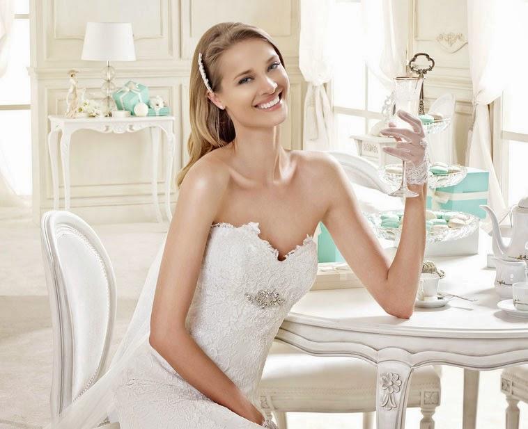 abbastanza Matrimonio 2015 tendenze, collezioni sposa e temi nozze! FF24