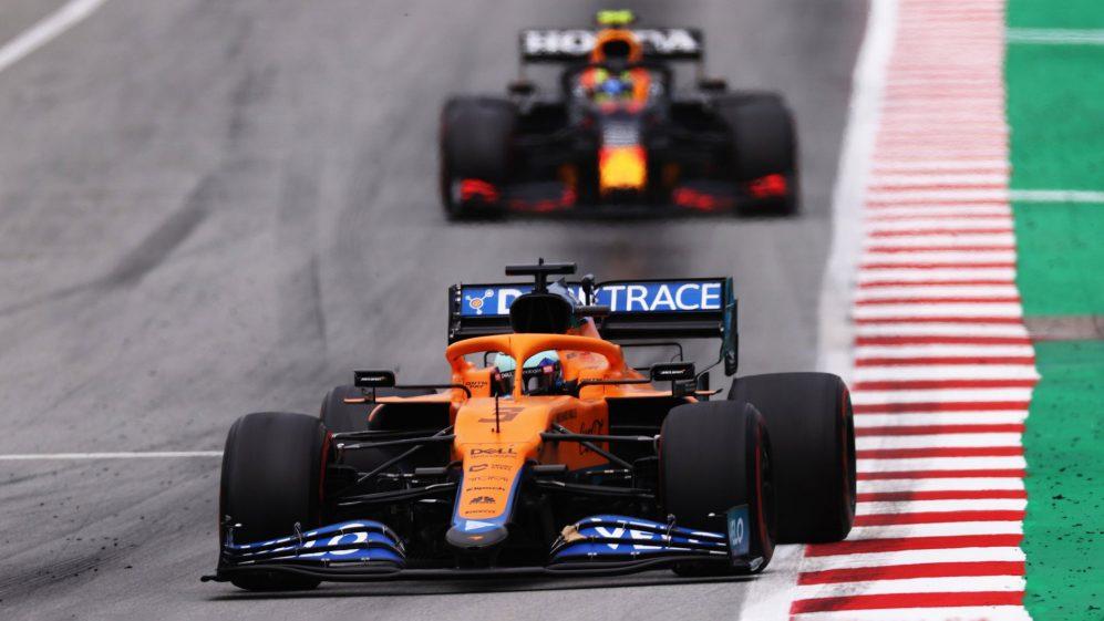 Daniel Ricciardo feliz por enfrentar bons problemas no caminho para a melhor finalização conjunta para a McLaren