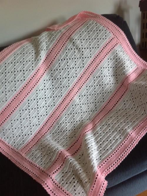 Daisyless Blanket - Free Pattern