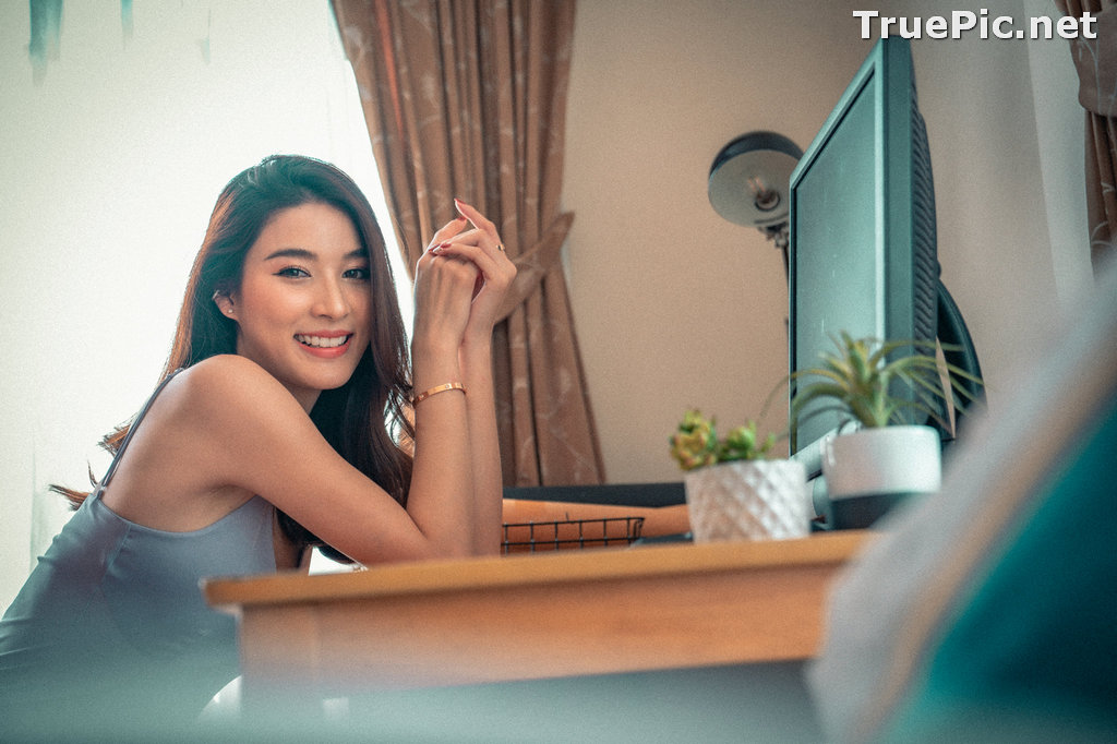Image Thailand Model - Ness Natthakarn (น้องNess) - Beautiful Picture 2021 Collection - TruePic.net - Picture-5