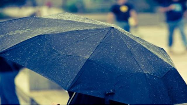 Με Βροχές, καταιγίδες και χαλαζοπτώσεις η 28η Οκτωβρίου