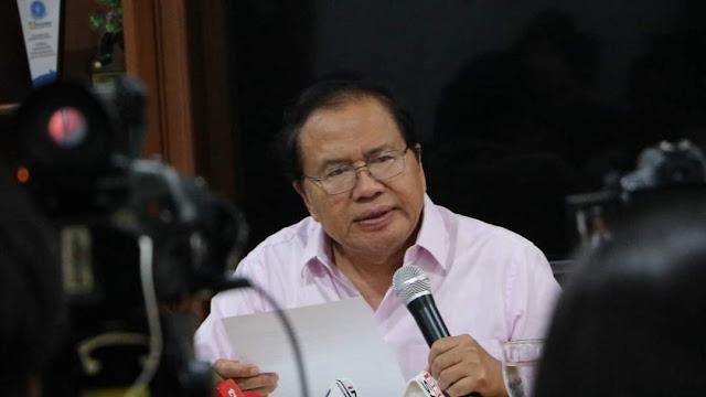 Kirim Pesan ke Rizal Ramli, Seorang Pejabat Tinggi Ngaku Sudah Sulit Menangani Covid