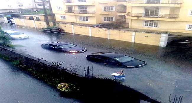 Flooding : Lagos urges residents to remain calm, vigilant