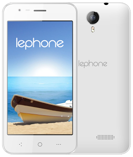 Lephone W6 Firmware Flash File