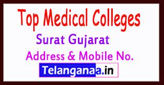 Top Medical Colleges in Surat Gujarat