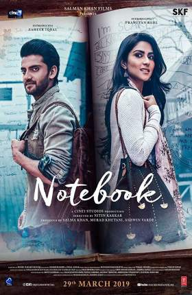Notebook 2019 Full Movie 850MB HDRip 720p Download