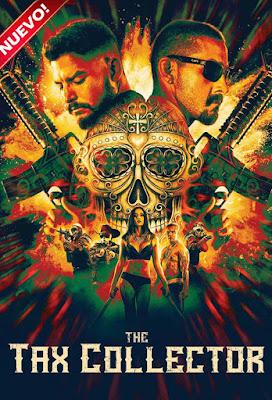 The Tax Collector 2020 DVD R1 NTSC Latino