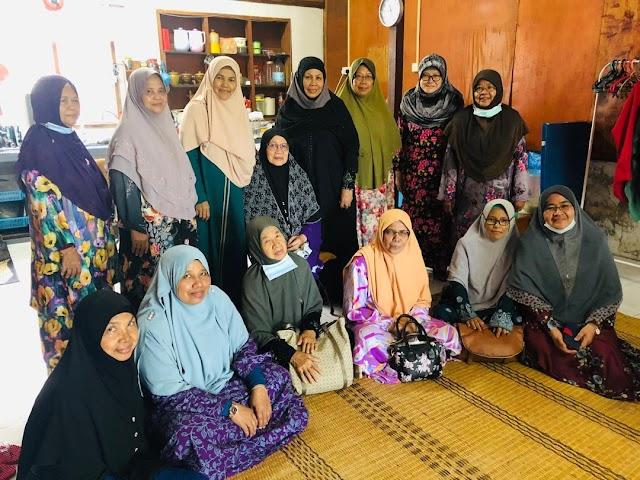 MIM SEGAMAT : Ziarah Penghuni Pondok Warga Emas