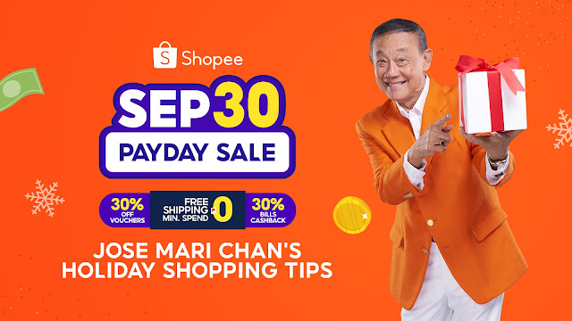 Jose Mari Chan Shopee