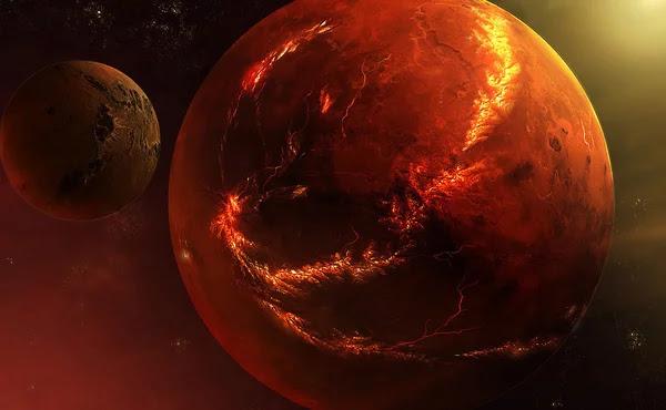 Растущая Луна в сентябре и Марс в Водолее – судьбоносное время метаморфоз. Как выиграть битву за Счастье